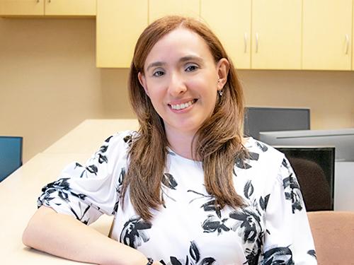 Denissa S. Morales Barrios - Coordinadora de Proyecto